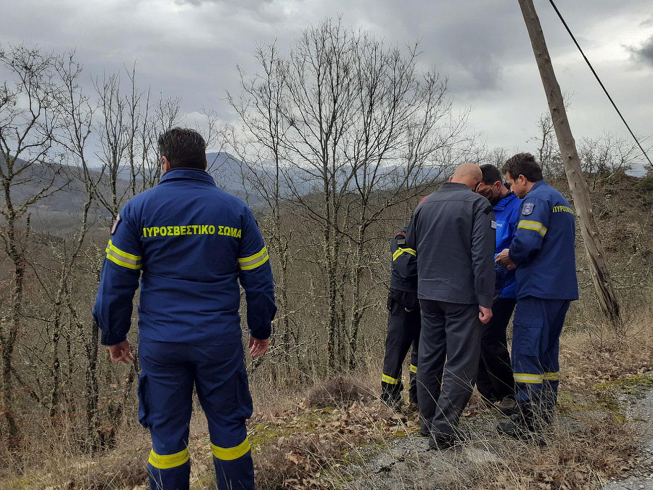 Ιωάννινα: Βρέθηκαν τα συντρίμμια του εκπαιδευτικού αεροπλάνου