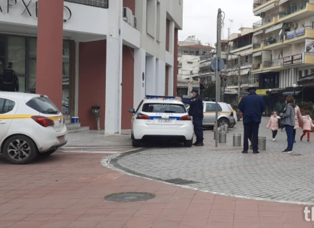 Lockdown στον Δ. Κορδελιού – Ευόσμου: Άδειοι δρόμοι και κλειστά καταστήματα(Εικόνες&Βίντεο)