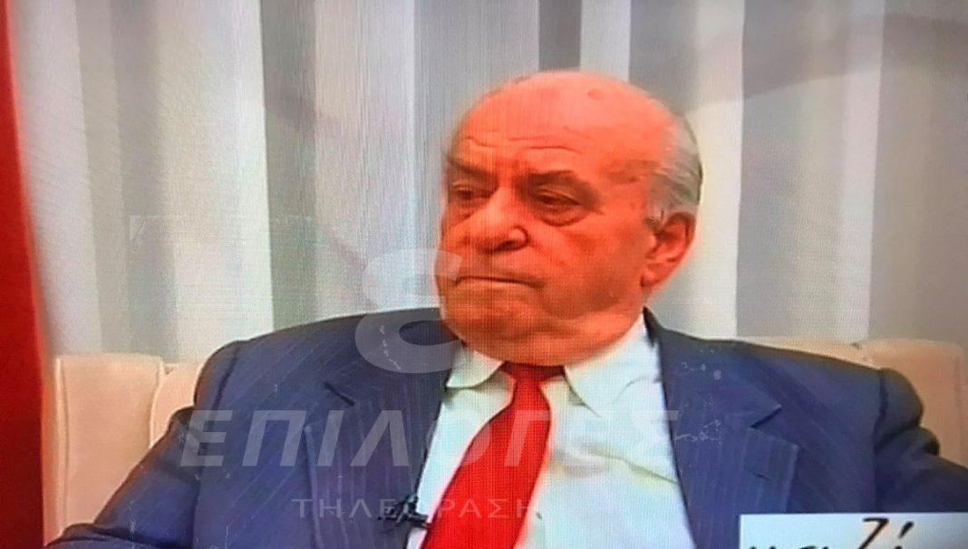 Σέρρες: Σήμερα το τελευταίο αντίο στον πρώην δήμαρχο Σερρών Γεώργιο Γεωργούλα