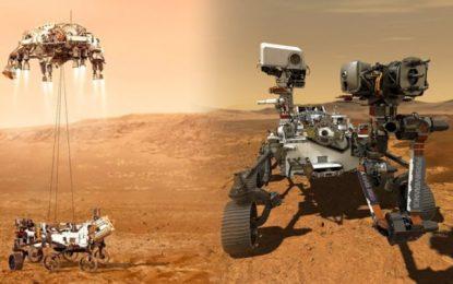 NASA: Προσεδαφίστηκε το Perseverance στον Άρη – Τα 7 λεπτά του τρόμου και οι πρώτες εικόνες από τον Κόκκινο Πλανήτη