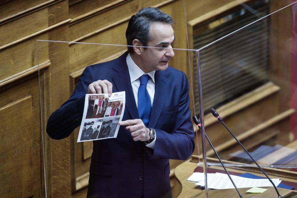Βουλή – Μητσοτάκης σε Τσίπρα: Θα αποδείξετε ότι Τσίπρας Πολάκης και Βαξεβάνης δεν ενώνονται; – Ποιο είναι το ένοχο μυστικό που με συνδέει με Μενδώνη;
