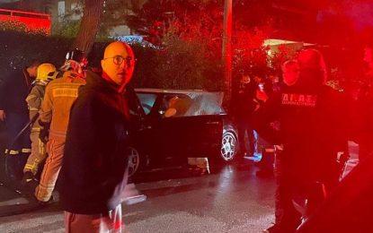 Διπλή εμπρηστική επίθεση στο σπίτι του Κωνσταντίνου Μπογδάνου
