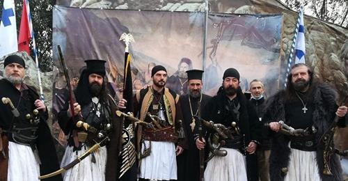 Σιδηρόκαστρο Σερρών: Εγκαινιάστηκε θεματικό πάρκο αφιερωμένο στην Επανάσταση του 1821
