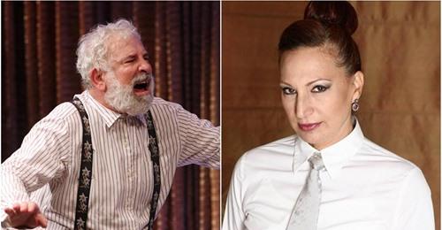 Έλενα Τζώρτζη κατά Πέτρου Φιλιππίδη: «Ο άνθρωπος είναι αισχρός τσόγλανος»