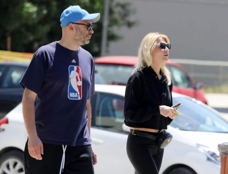 Φήμες πως η Φαίη Σκορδά και ο Νίκος Ηλιόπουλος χώρισαν – Ο ρόλος του Λιάγκα