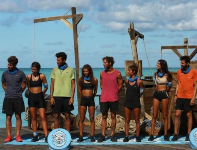 Survivor 4 – αποκλειστικό: Η παραγωγή ενισχύει την Μπλε ομάδα μετά τις απειλές για αποχώρηση
