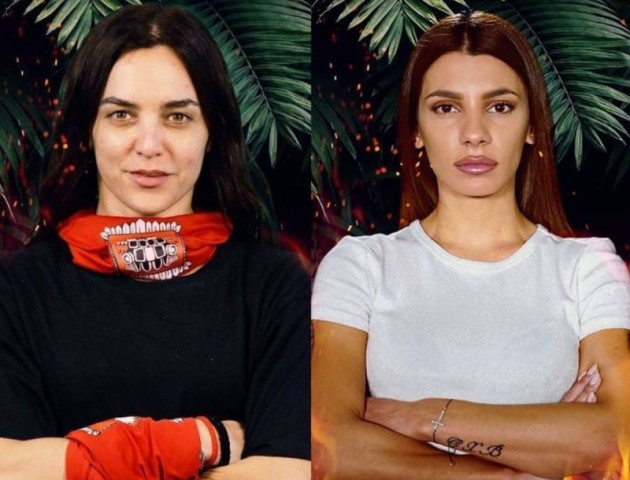 Survivor 4 spoiler: Πηγαίνει η Μαριαλένα στη κόκκινη ομάδα και η Καρολίνα στη μπλε;