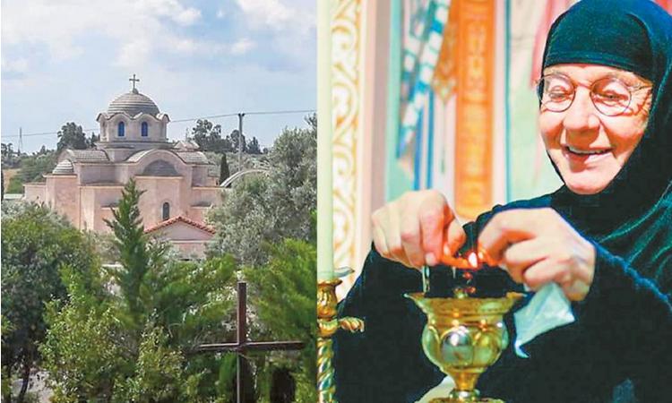 Έξωση με απόφαση ΣτΕ: Πήραν το μοναστήρι από την τραγουδίστρια – ηγουμένη