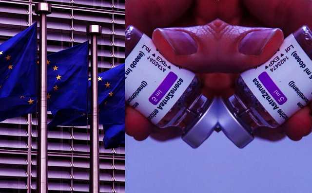 Εμβόλιο AstraZeneca: Απειλεί με «μπλόκο» στις εξαγωγές η Ε.Ε