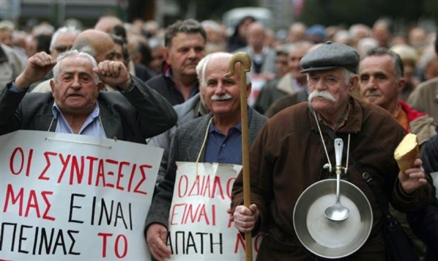Δημογραφική βόμβα: Το 42% του πληθυσμού της χώρας θα είναι ηλικιωμένοι το 2060