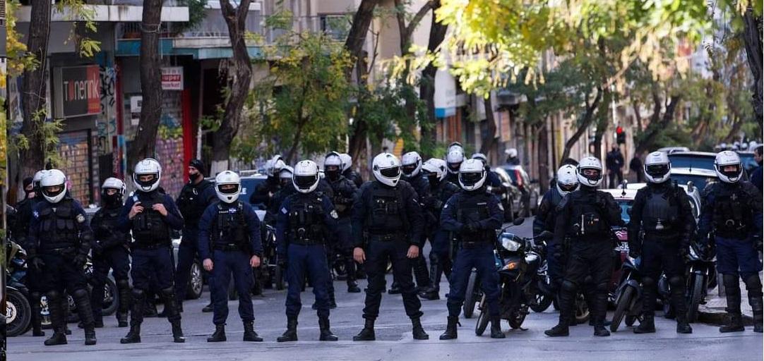 Πάνω από 4.000 αστυνομικοί στους δρόμους την 25η Μαρτίου