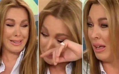 Τηλεοπτική «κατάρρευση» για την Τατιάνα Στεφανίδου – Τελειώνει η εκπομπή της