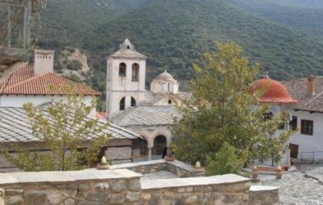 Σέρρες: Εργασίες αποκατάστασης στην Ιερά Μονή Τιμίου Προδρόμου από την ΠΚΜ