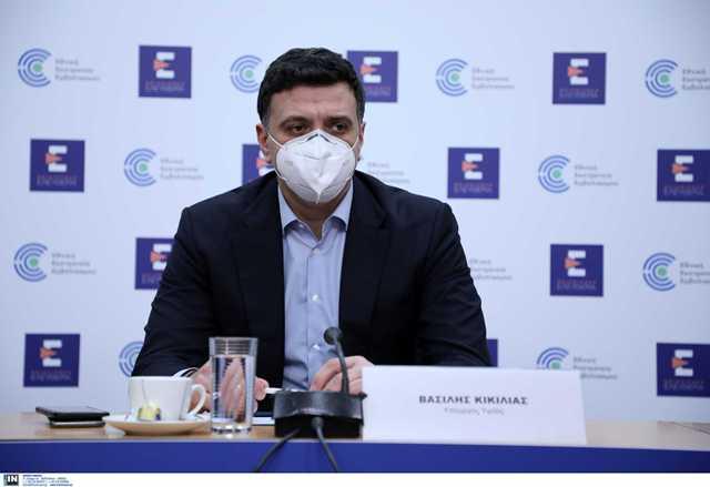 Κικίλιας για εμβόλιο AstraZeneca: Όποιος έχει ραντεβού, να πάει – Ακολουθούμε τον EMA