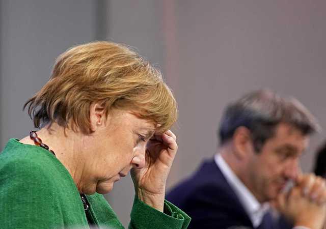 Σκοτωμός Μέρκελ – πρωθυπουργών για το lockdown που παρατείνεται έως 18 Απριλίου!