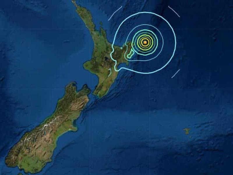 Επιστρέφουν στα σπίτια τους οι κάτοικοι της Νέας Ζηλανδίας