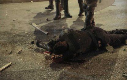 «Εδώ θα πεθάνεις πουτ@@@» – Τα 2,5 λεπτά τρόμου στη Νέα Σμύρνη: Η επίθεση στον αστυνομικό με τα ίδια του τα λόγια