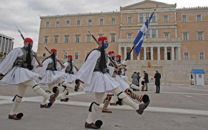 Η Ελλάδα γιορτάζει! Δείτε LIVE την μεγαλειώδη παρέλαση για τα 200 χρόνια από το 1821