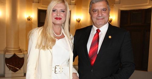 Ξέσπασε σε κλάματα η Μαρίνα Πατούλη: «Ο Γιώργος απαξιώνει να μου απαντήσει ακόμη και στα μηνύματα»