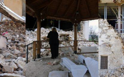 Το πρώτο θύμα από τον σεισμό στην Ελασσόνα: Νεκρός 83χρονος -Είχε απεγκλωβιστεί από τα χαλάσματα μετά τα 6,3 Ρίχτερ