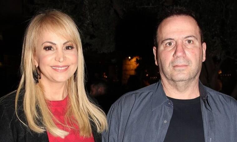 Η Τέτα Καμπουρέλη για τη σύλληψη του συζύγου της: «Δεν ισχύει τίποτα, ήταν παγίδα»