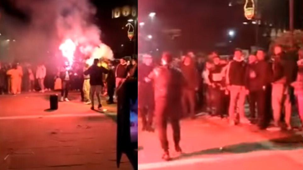 Απίστευτες εικόνες στην Ξάνθη παρά το lockdown: Ξεχύθηκαν στους δρόμους της πόλης οι καρναβαλιστές