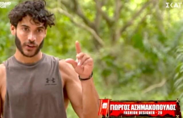 Survivor spoiler: Έρχεται το τέλος του Γιώργου Ασημακόπουλου!