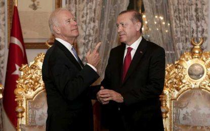 Αντί για τηλεφώνημα Μπάιντεν σε Ερντογάν, κυρώσεις στην Τουρκία για τους S-400