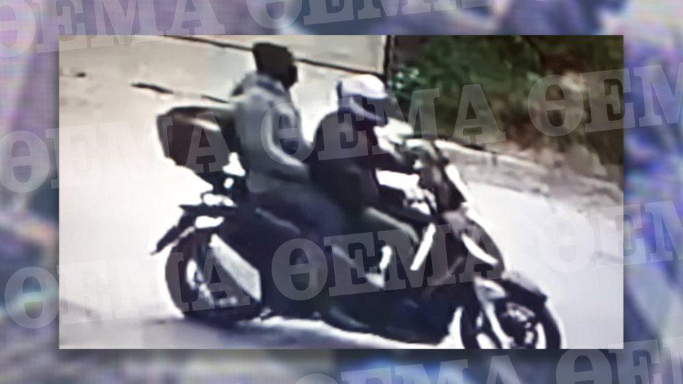 Βίντεο ντοκουμέντο από τη δολοφονία του Γιώργου Καραϊβάζ