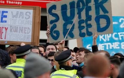 Το φιάσκο της European Super League, κατέρρευσε σε δύο ημέρες: Αποσύρθηκαν οι Αγγλοι, έπονται κι άλλοι