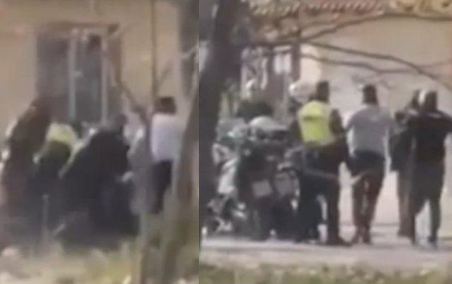 Θύμα ξυλοδαρμού από αστυνομικούς έξω από γήπεδο της Κατερίνης: «Έλεγαν αυτοκτόνησε και θα φωνάξω ασθενοφόρο»(Βίντεο)