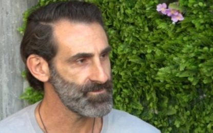 Γιώργος Κοψιδάς: «Ήμουν με μία γυναίκα έγχρωμη, δούλευε νύχτα και κυοφορούσε το παιδί κάποιου άλλου»