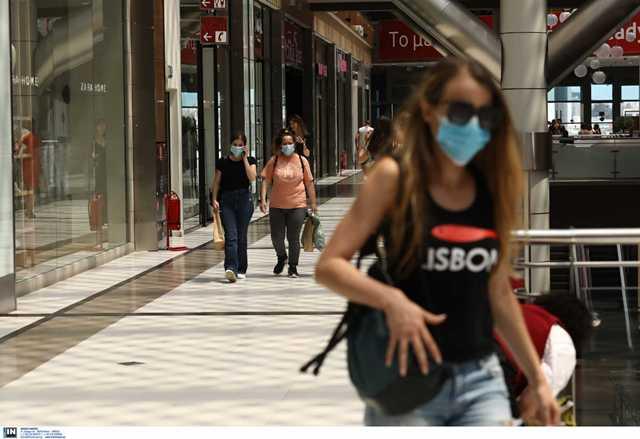 Προς άνοιγμα των Mall από την Μ. Δευτέρα – Σήμερα αποφασίζει η Επιτροπή των Λοιμωξιολόγων