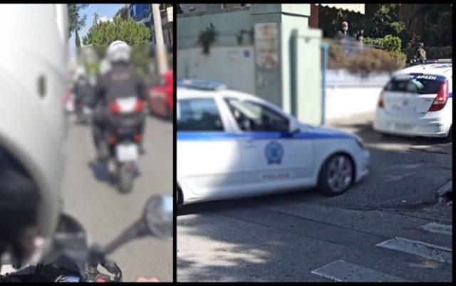 Αστυνομικοί: Μετέφεραν τον 4χρονο σε 3 λεπτά από το Φάληρο στο Παίδων (Βίντεο)