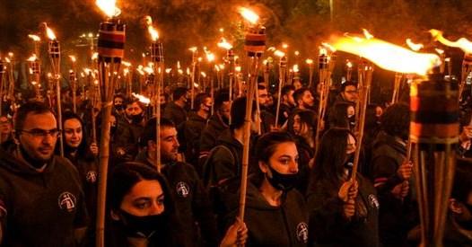 Αρμενία: Πορεία στη μνήμη των θυμάτων της γενοκτονίας