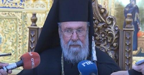 «Ας έρθει όλη η αστυνομία» – Δεν κάνει πίσω ο Αρχιεπίσκοπος και πάει με δικά του μέτρα στην Μ. Εβδομάδα