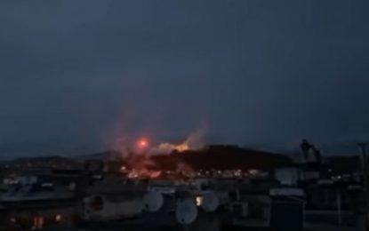 Πήραν… φωτιά οι Σέρρες για τα γενέθλια του ΠΑΟΚ(Βίντεο)
