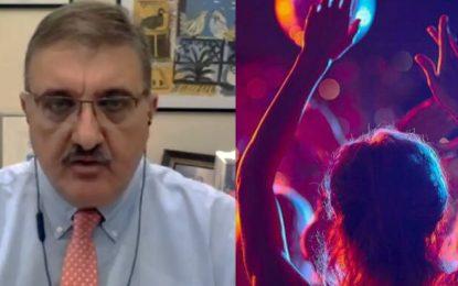 Εξαδάκτυλος: «H μουσική ευνοεί την μετάδοση του κορονοϊού»