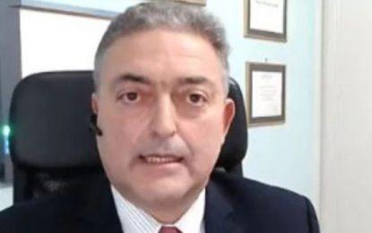 Βασιλακόπουλος: «Όσοι δεν είναι εμβολιασμένοι να πληρώνουν μεγάλο πρόστιμο»
