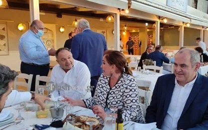 Η Μπακογιάννη παραβίασε τα μέτρα κατά Covid-19 και πήγε στην Κρήτη