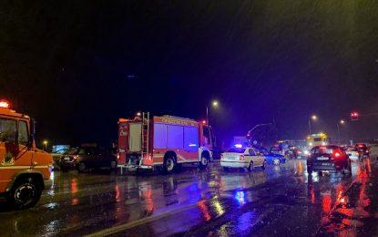 Θεσσαλονίκη: 40χρονος έπεσε σε εκκλησάκι και δέντρο και σκοτώθηκε